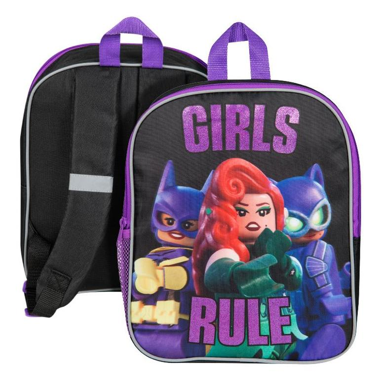 Lego Batman Girls Rule Backpack