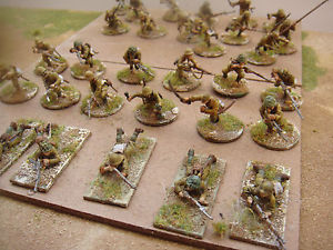 WARLORD GAMES JAPANESE MODELS PAINTED TO ORDER!