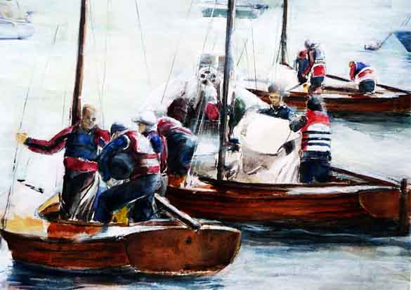 After the Regatta