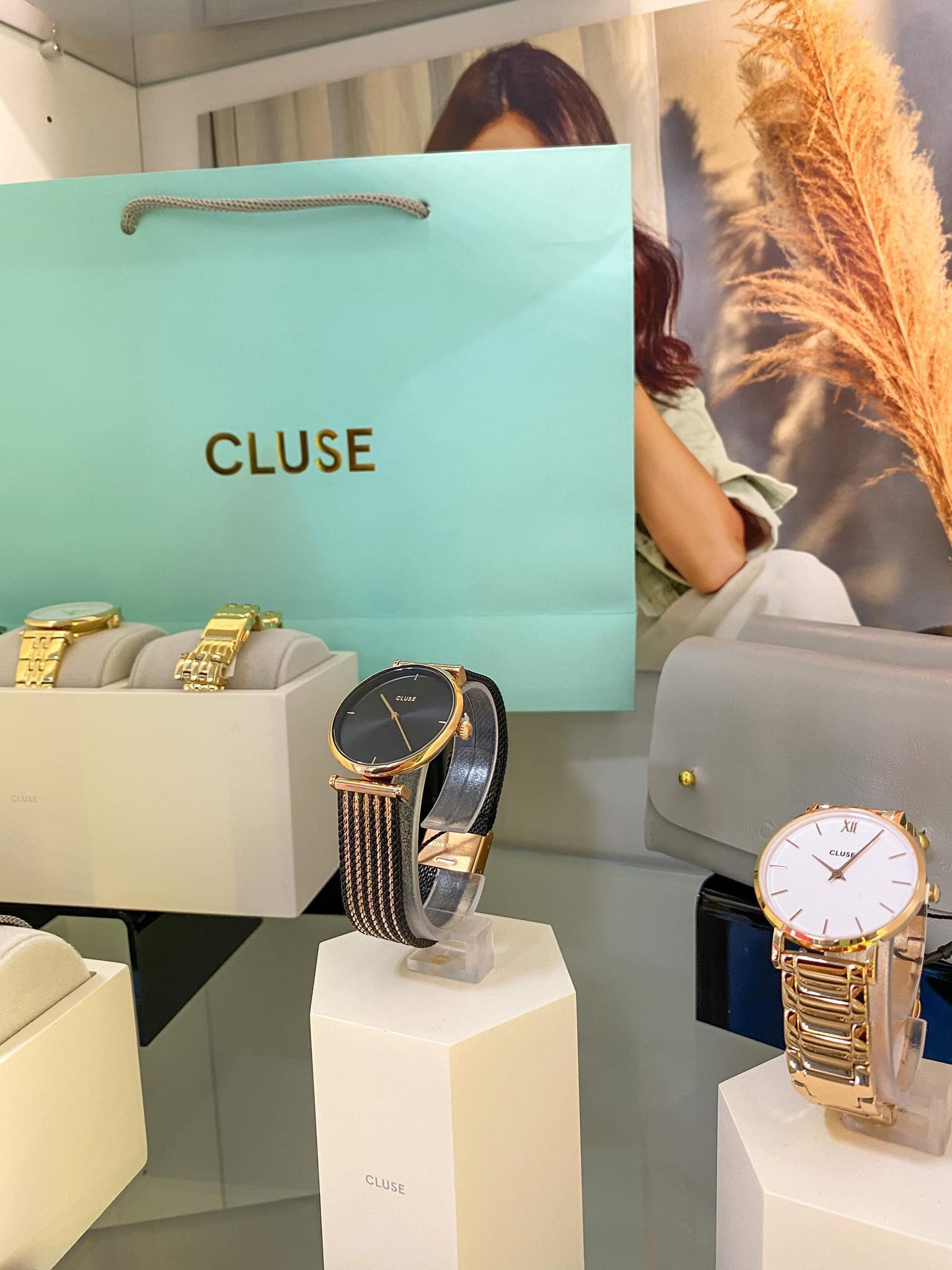 Cluse wtaches available here at Listowel Garden Centre and Cafe, jeweller
