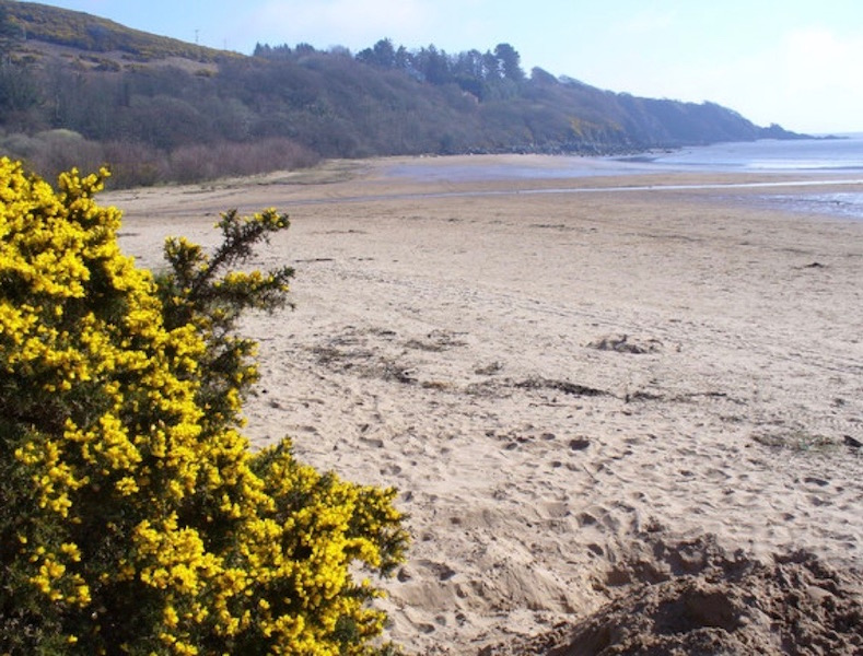 Sandyhills Cove, Dumfries and Galloway
