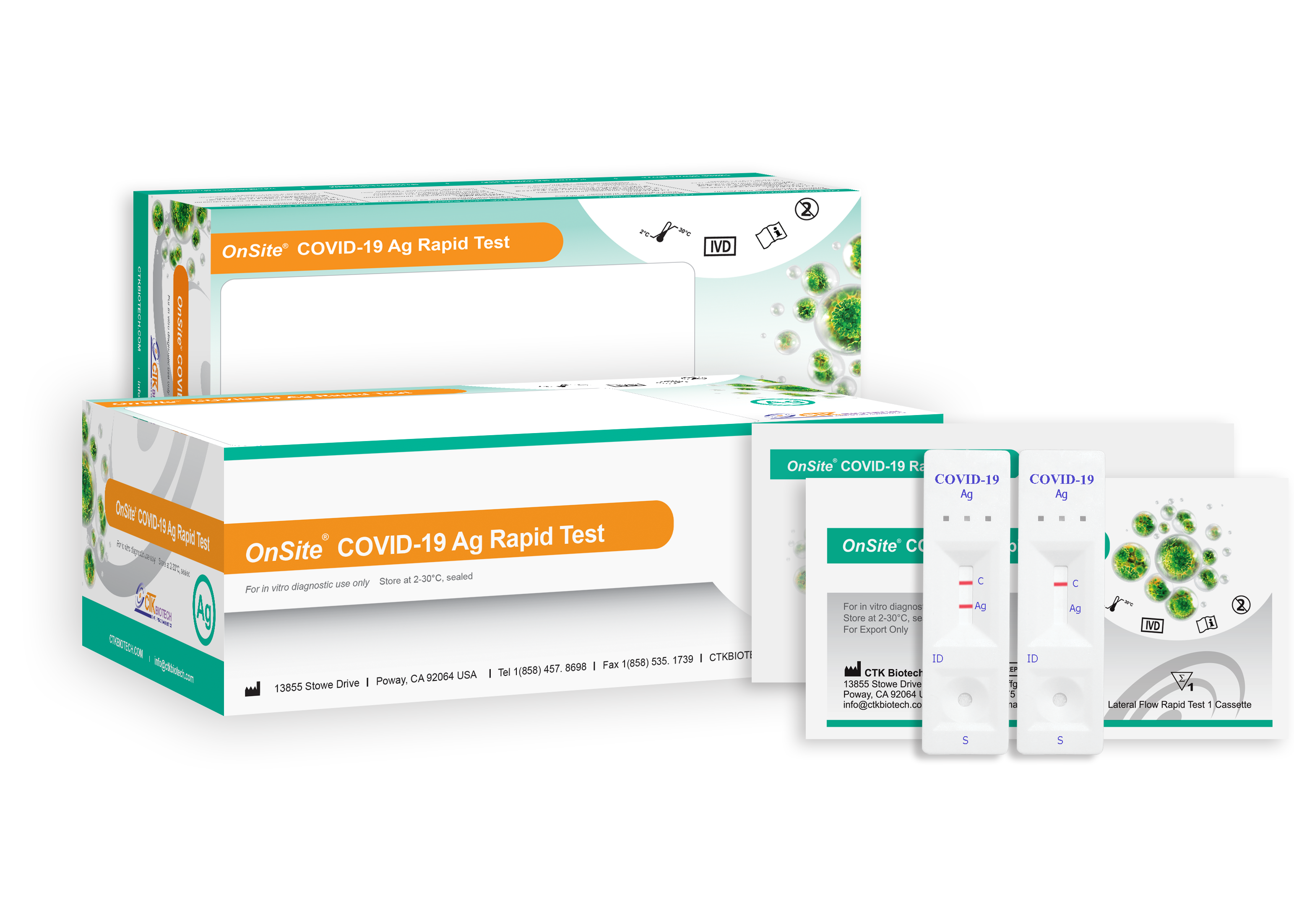 Covid 19 Rapid Antigen Test Kit