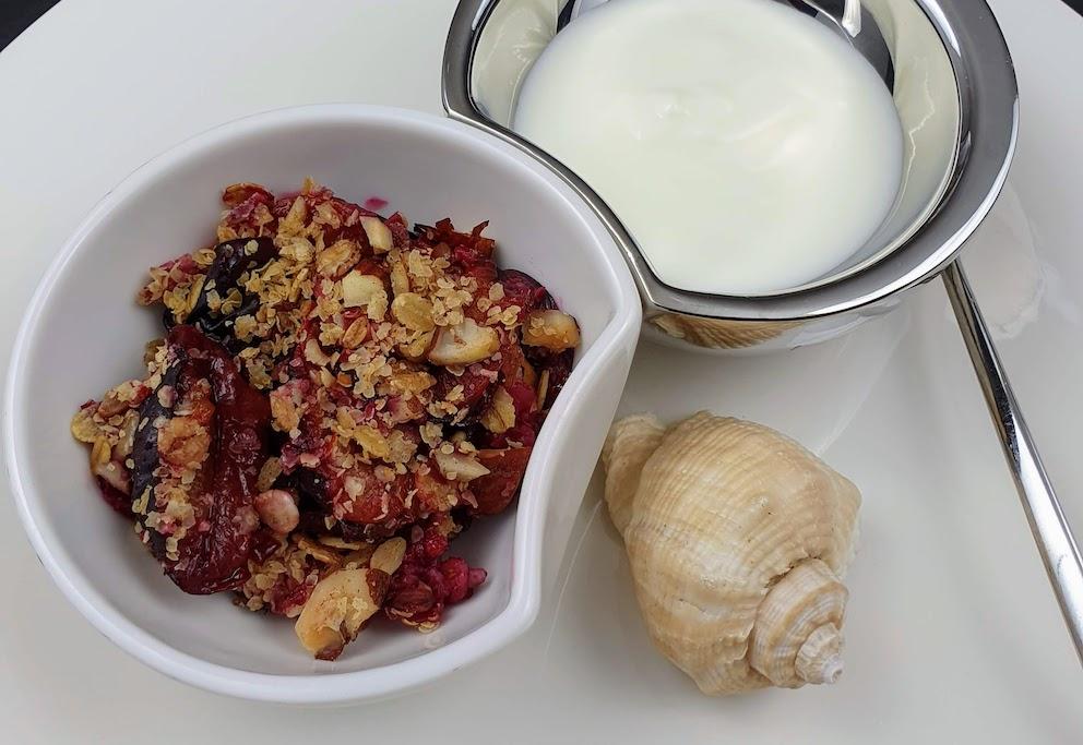 crumble con yogurtjpg