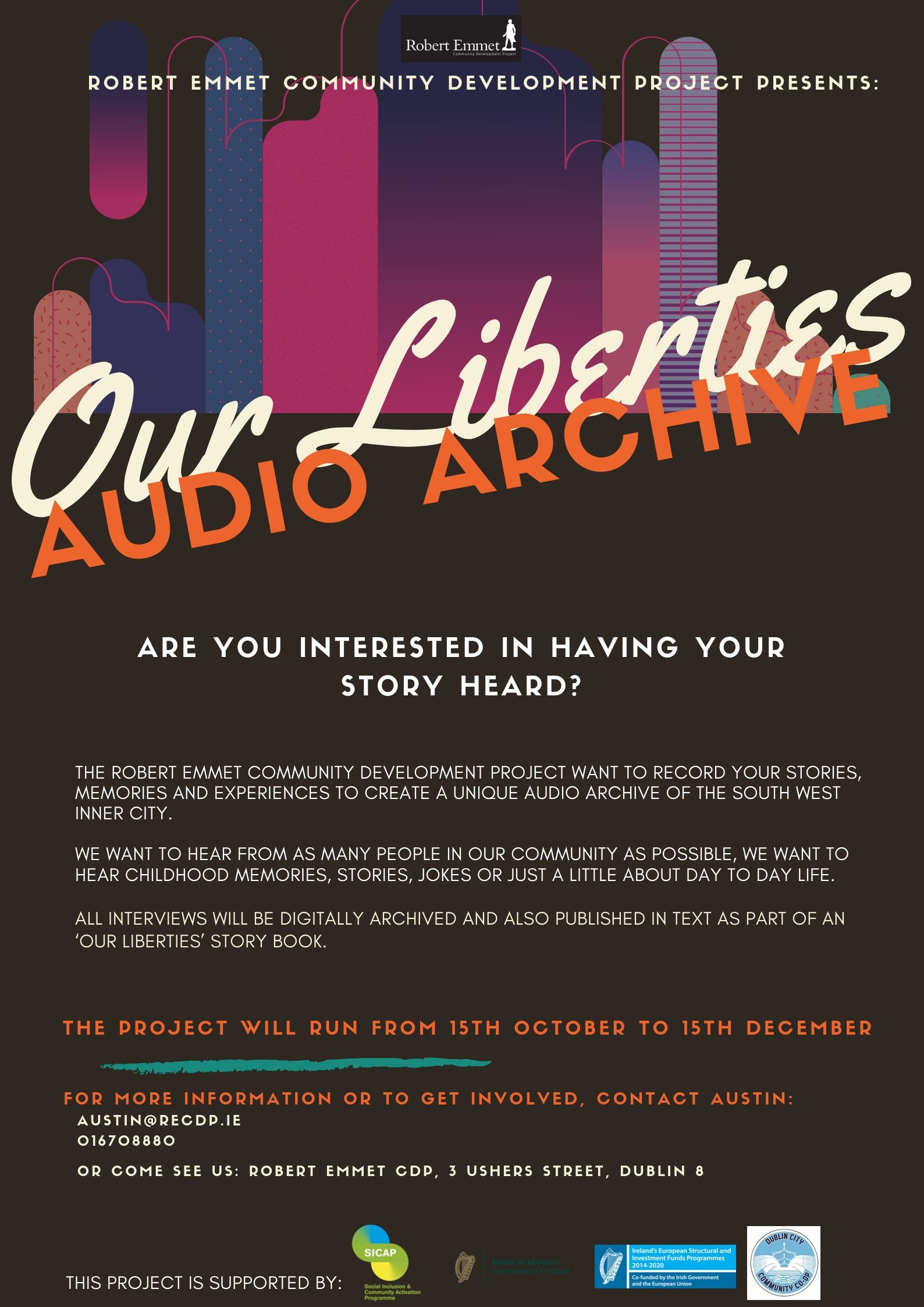 Our Liberties Audio Archivejpg