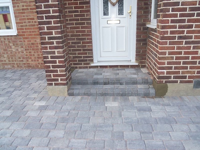 Block paving contractors Guildford