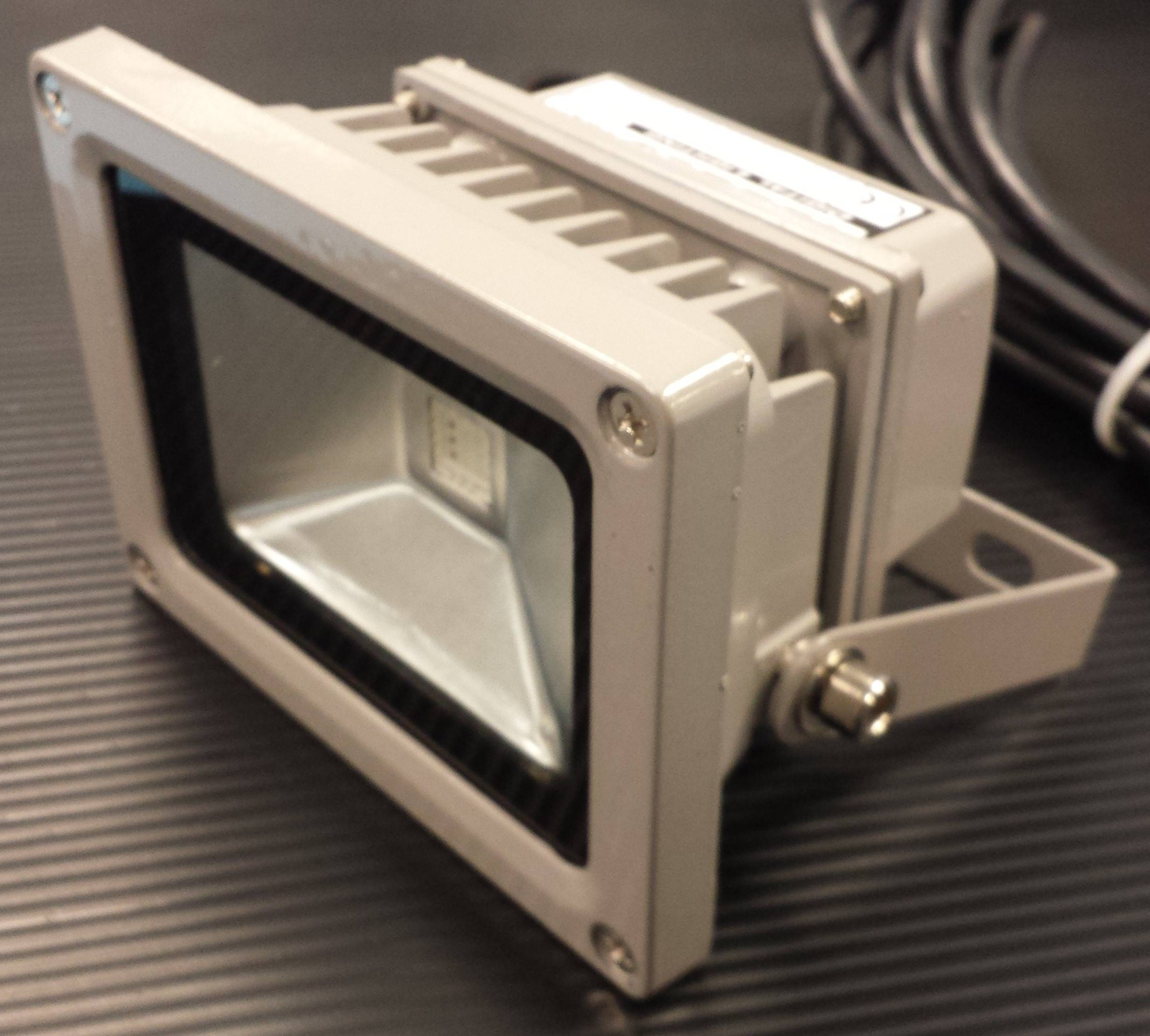 ICELED 10 Watt RGB Flood Light