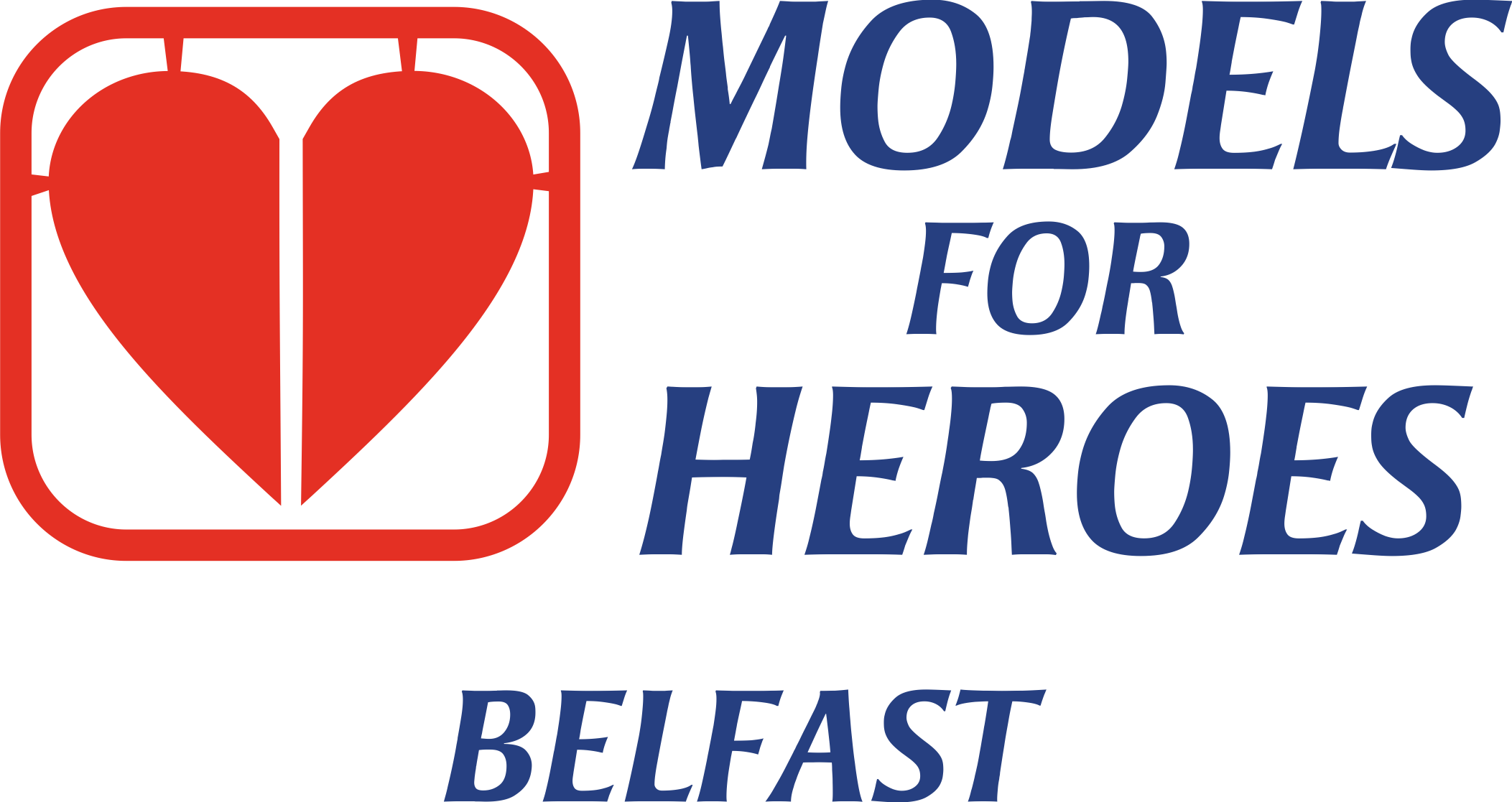 Models for Heroes Belfast
