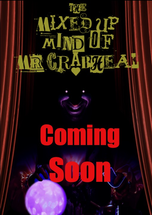The Mixed-up Mind of Mr Crabheal, a new game coming to Epsom in 2021