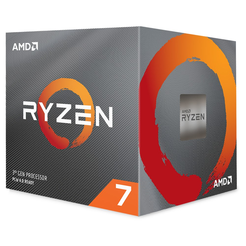 AMD Ryzen 7 2700X (Pinnacle Ridge) Socket AM4 - with Wraith Prism cooler