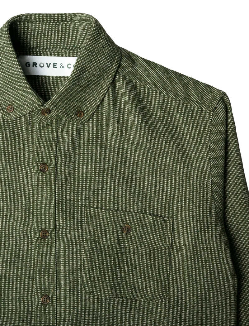 Overshirt | Arnos Green