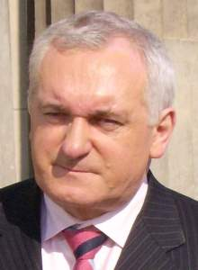 Former Taoiseach, Bertie Ahern adds his support for the Griffith Avenue Mile