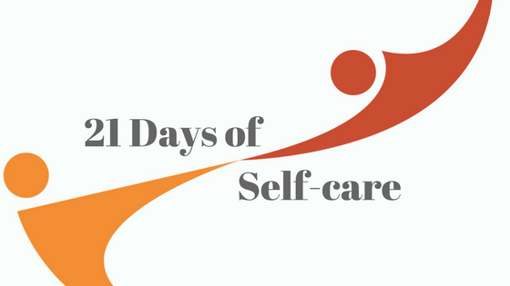 21 days of Self-care videos