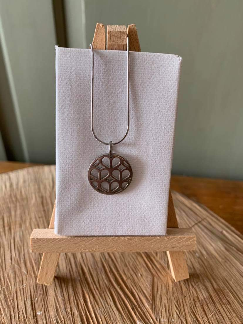 Koa Handmade Pewter Necklaces