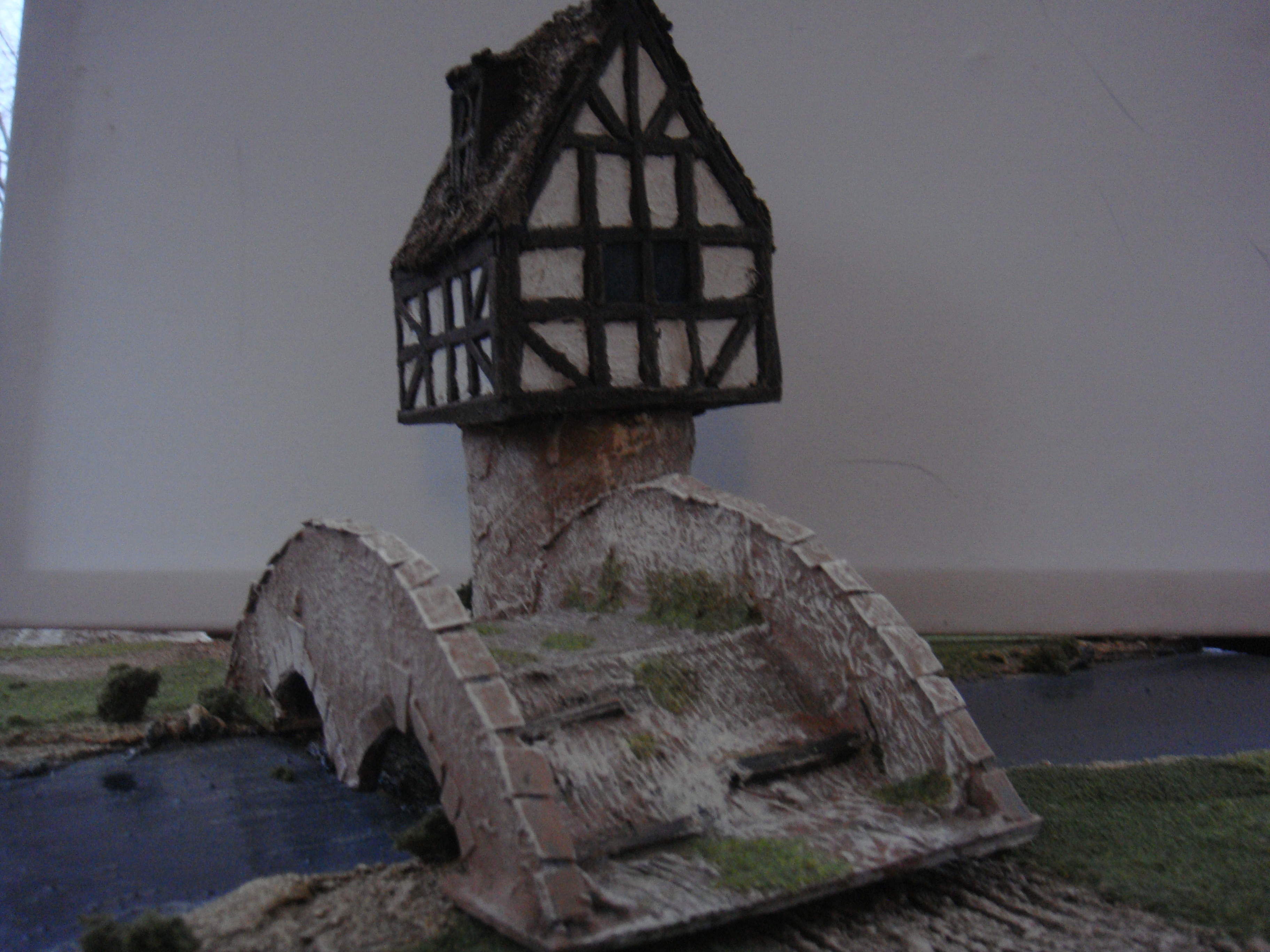 Medieval Toll Bridge