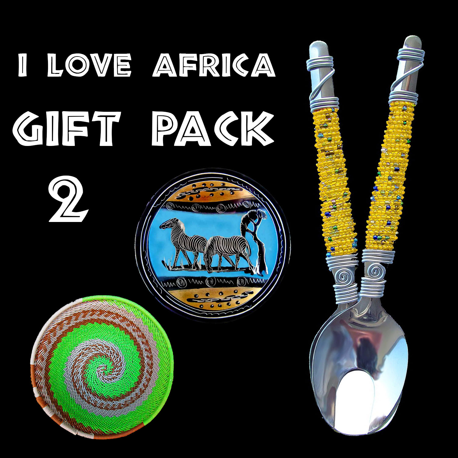 I LOVE AFRICA GIFT PACKS