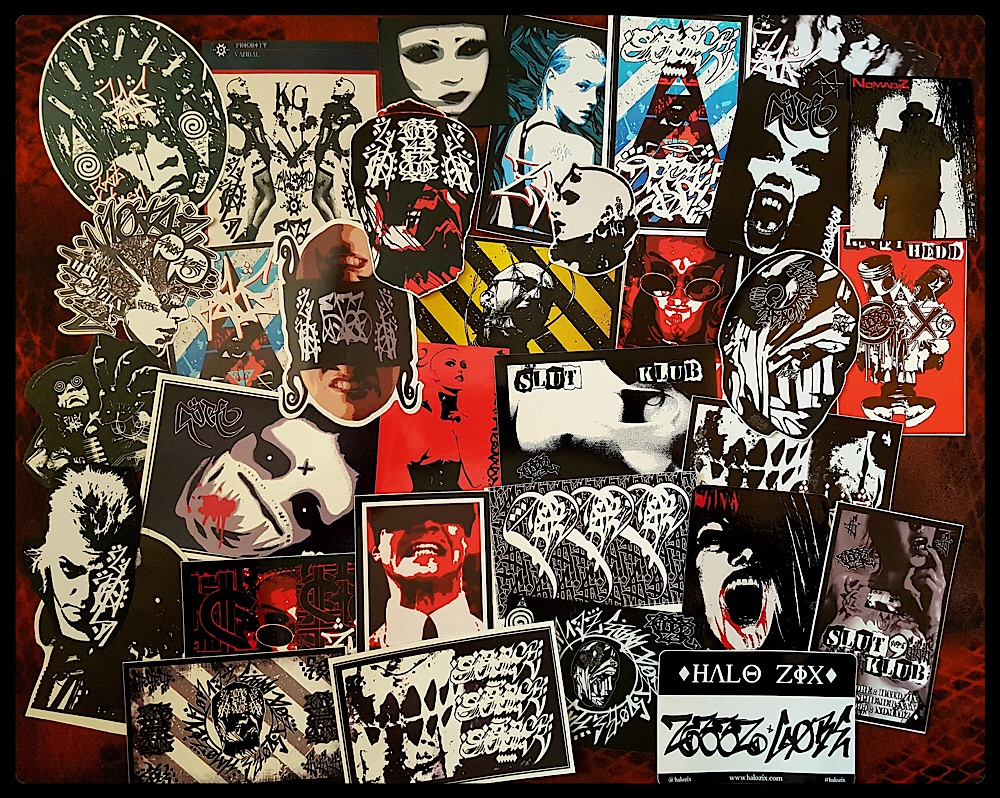Assorted Stickers Pack