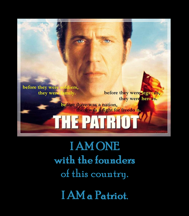 The Patriot pic