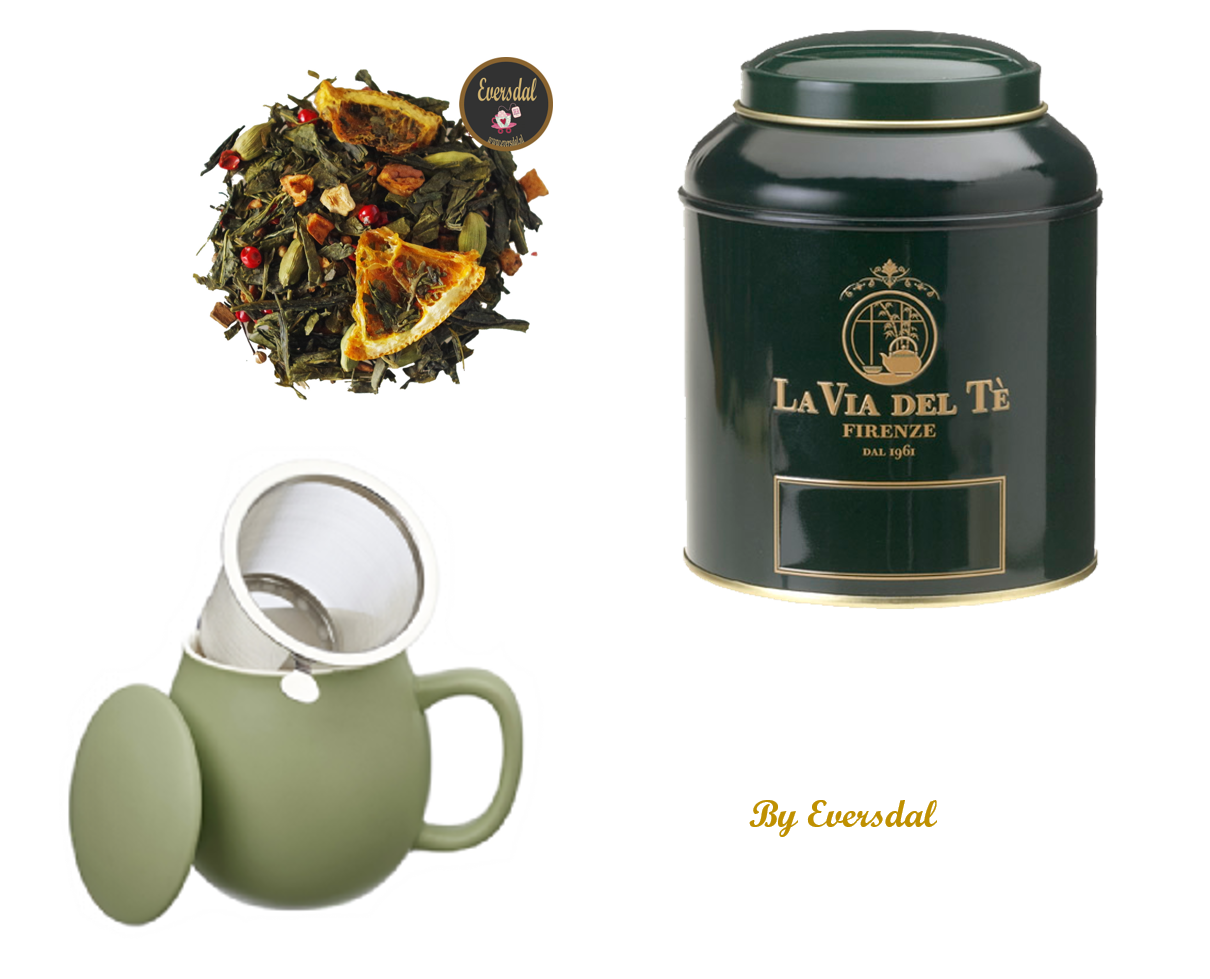 Tea for You in green