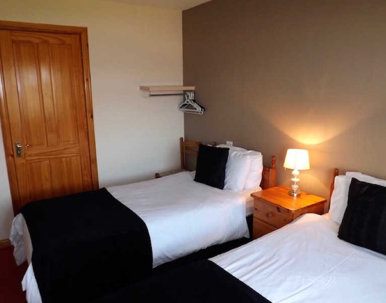 Comfortable guest accommodation at The Crown Hotel Lochmaben