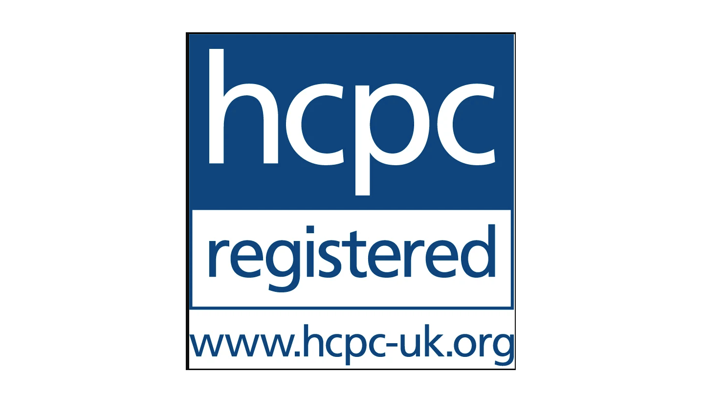 HCPC governing body for allied health professionals.