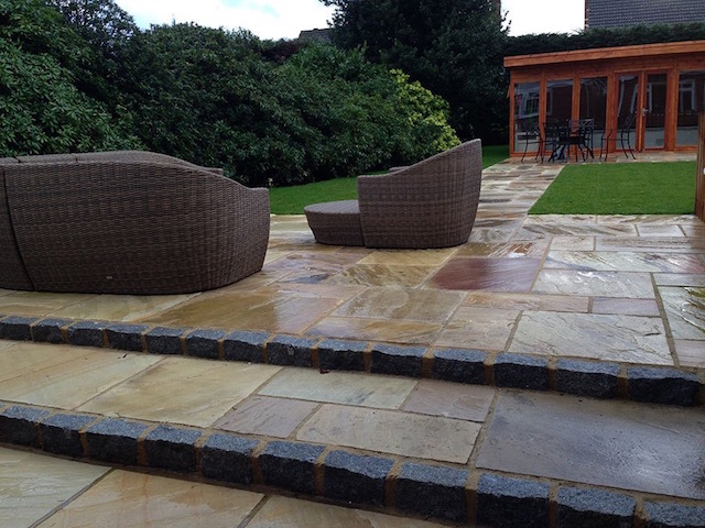 Best patio builders West Byfleet