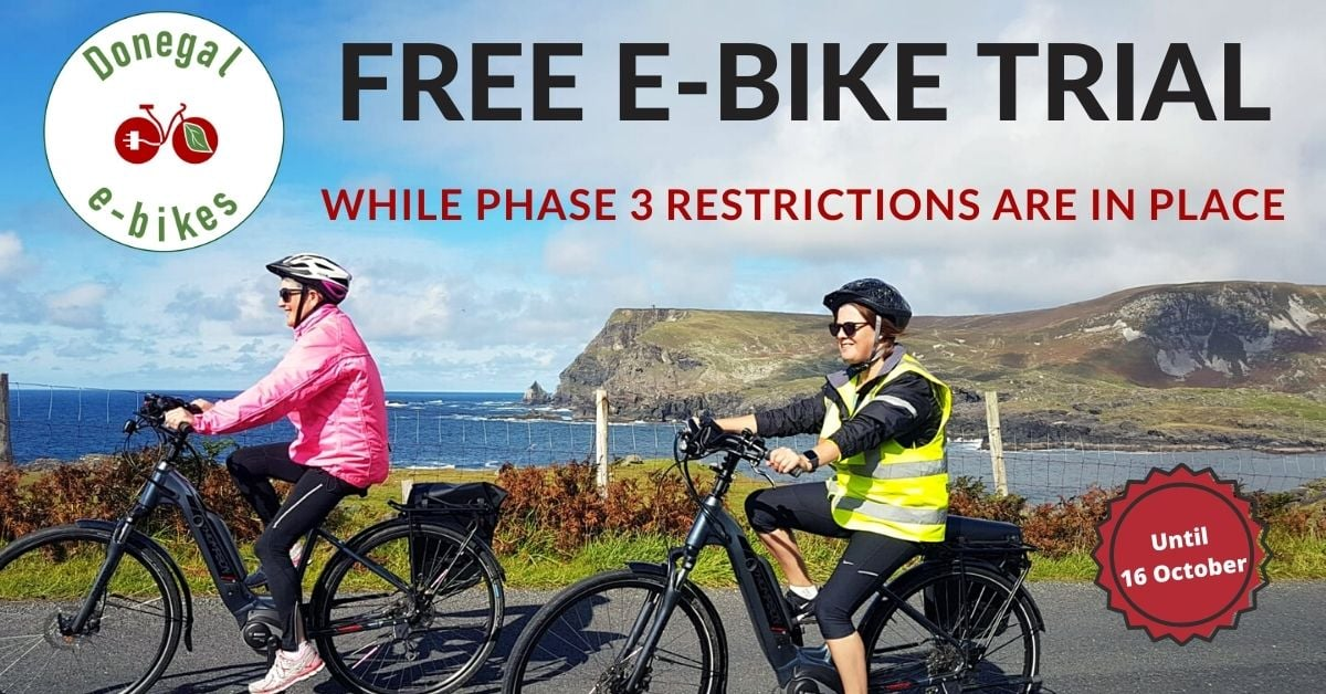 """Phase 3"" E-Bike Trials"