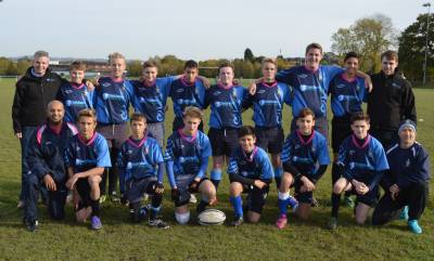 Redditch U15's Rugby Team Secure Oakland International Sponsorship