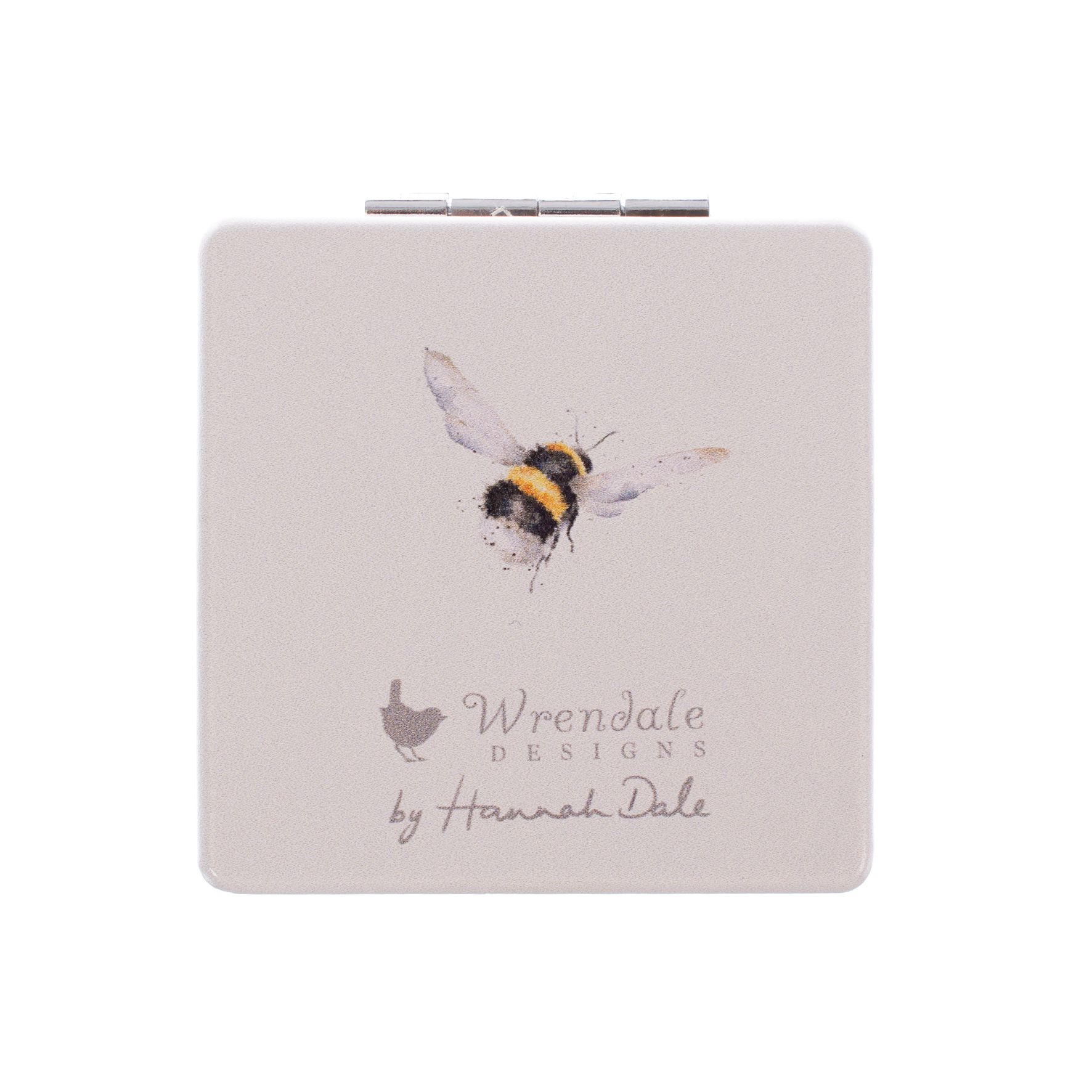 Flight Of The Bumblebee Compact Mirror