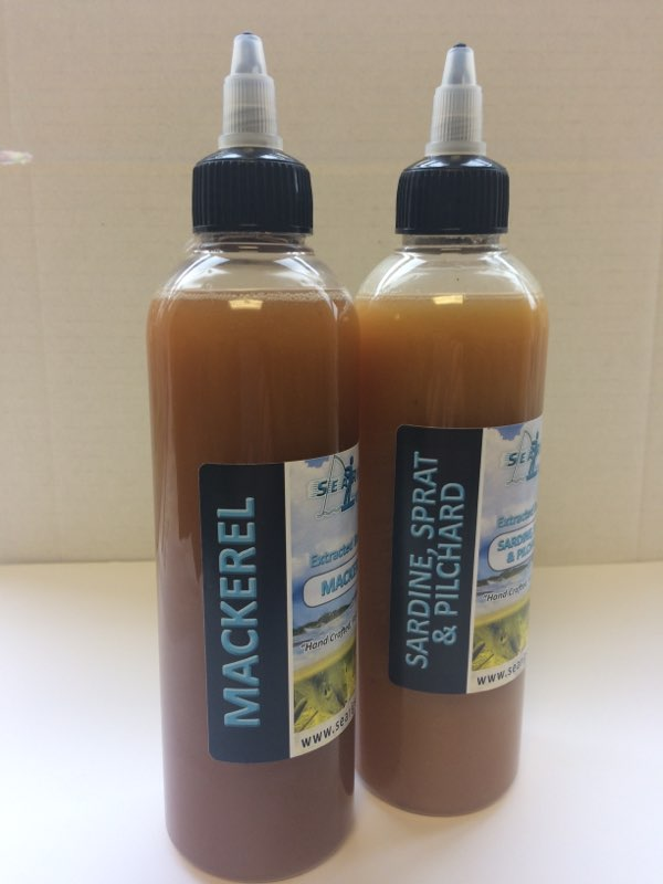 Mackerel - Sardine,Sprat & Pilchard Oils - 2 x 250ml