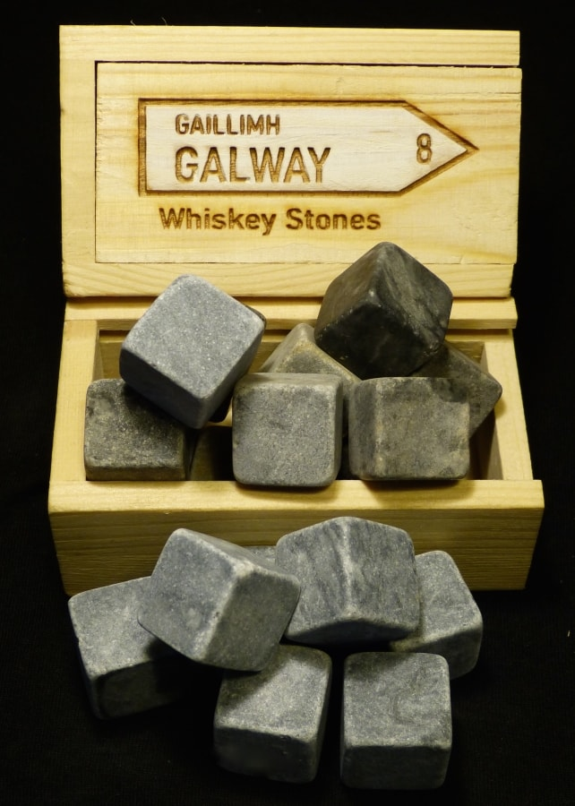 A Wee Video about Whiskey Stones