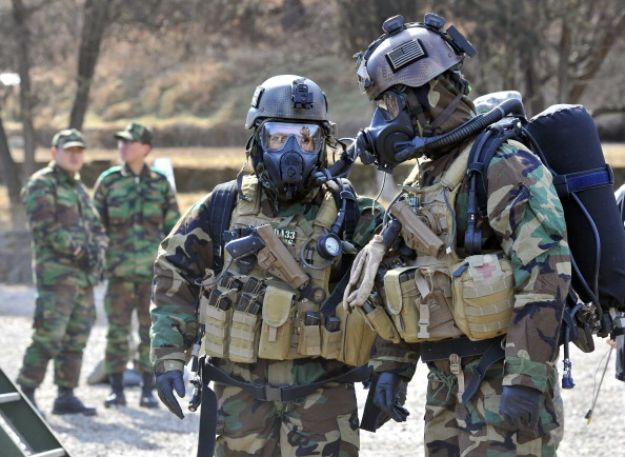 NATO UK's Tier 1 CBRN community