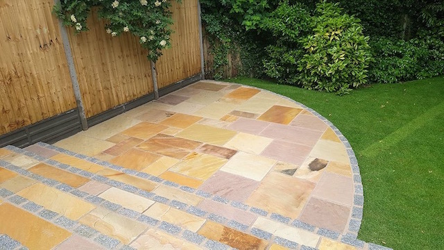 Patio builders in Datchet, Berkshire