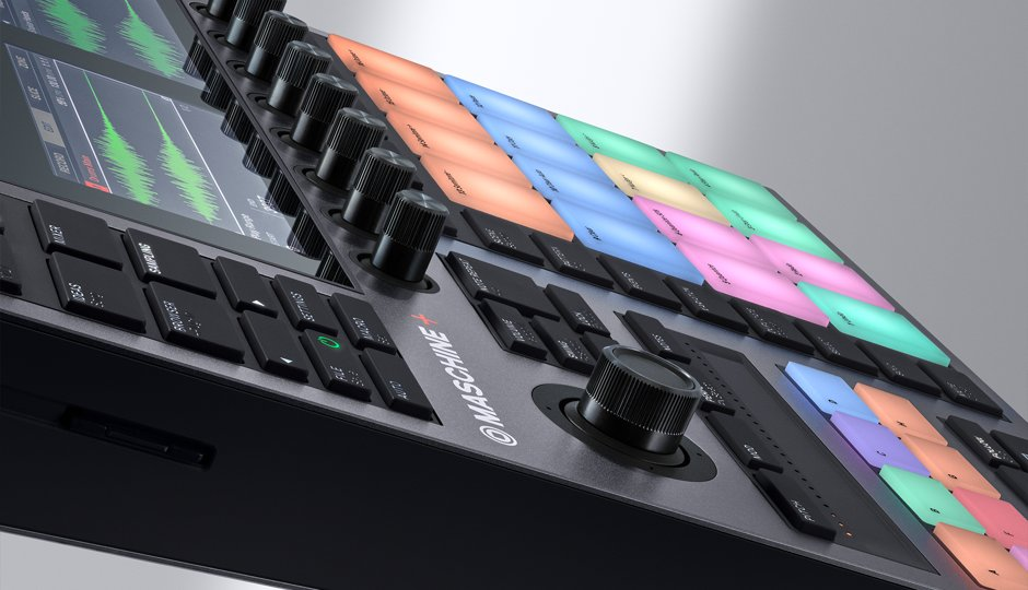 Native Instruments Announce a stand alone Machine +