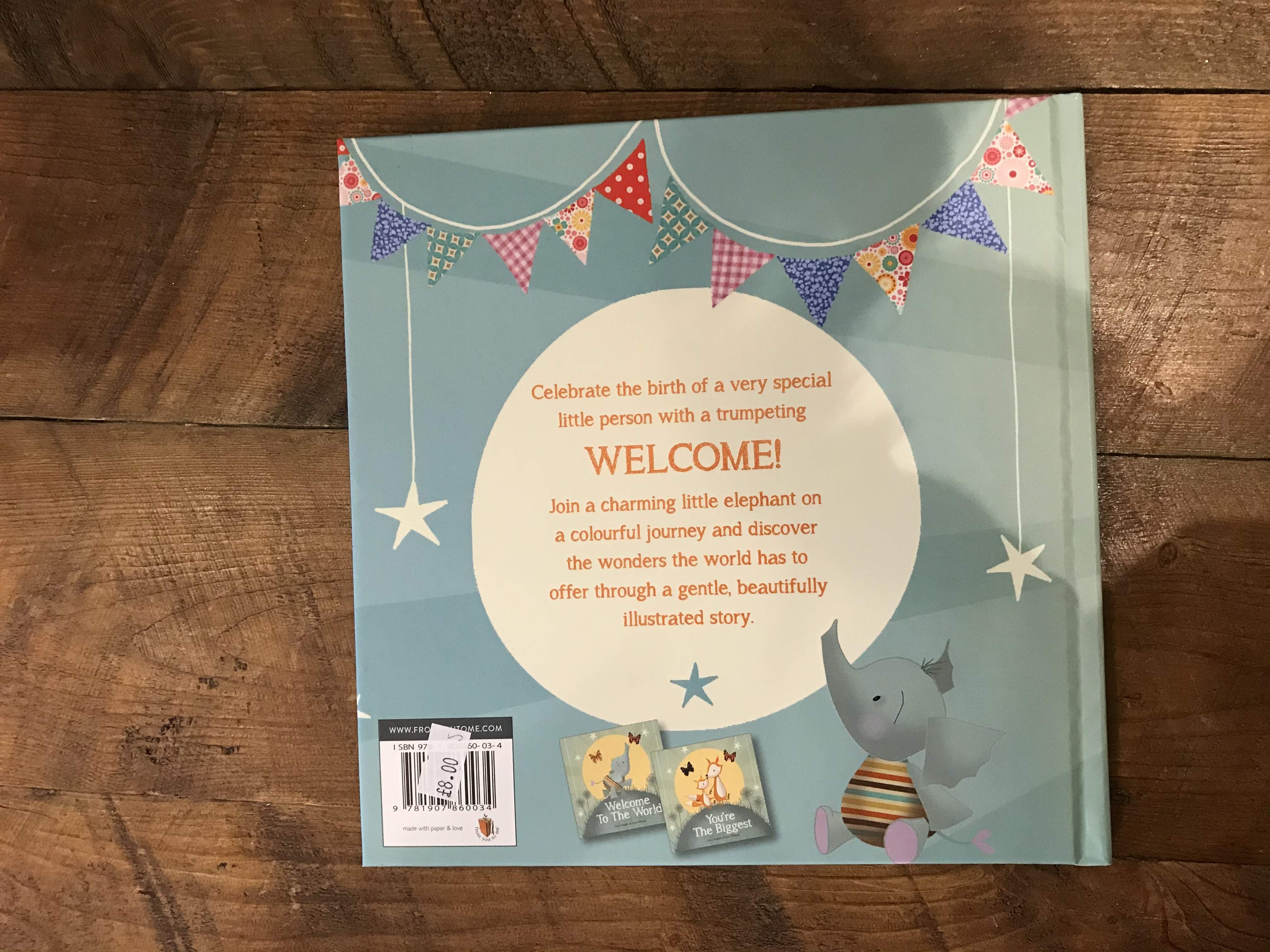 Baby Arrival Books