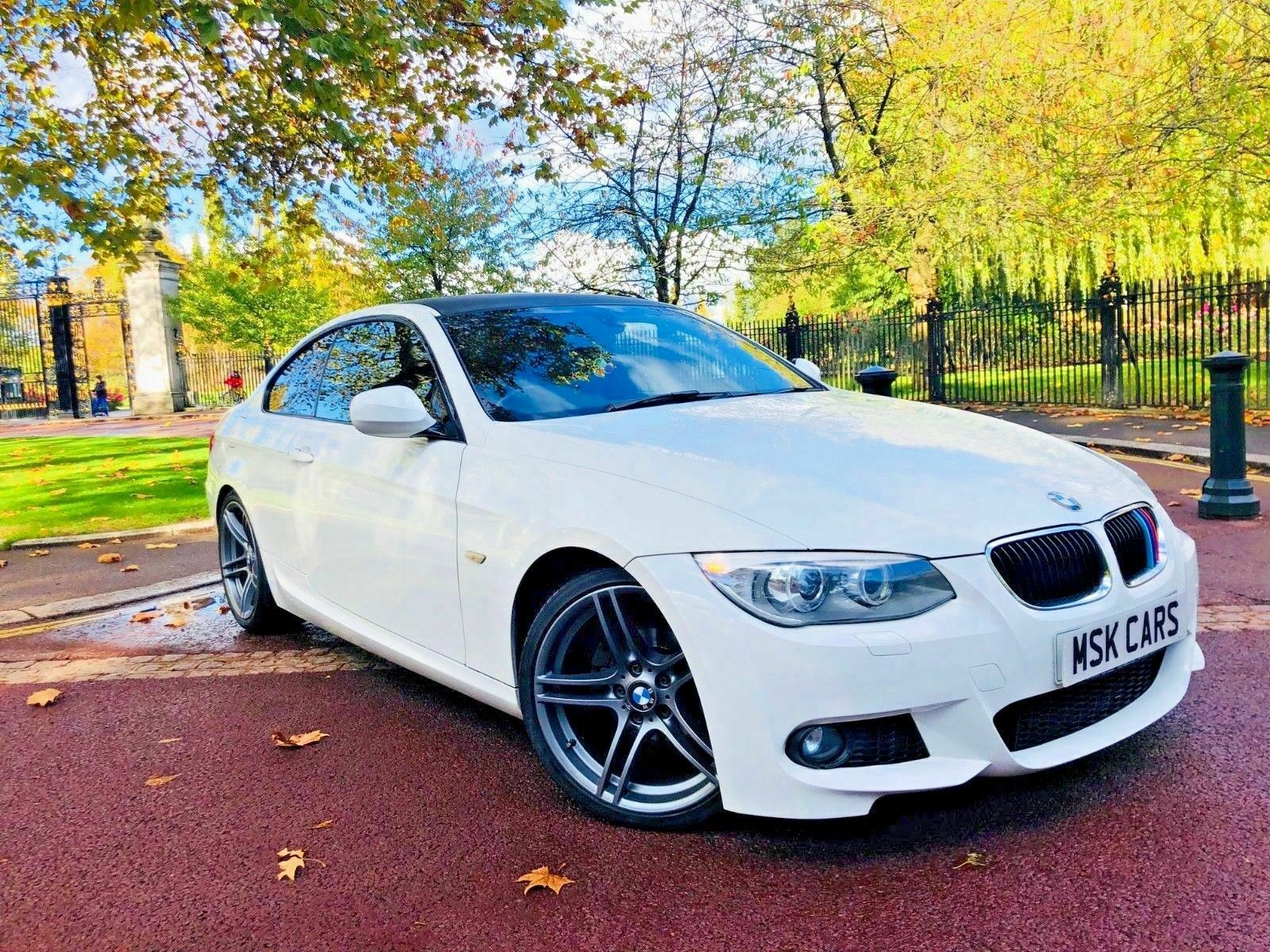 2011 (11) BMW 318i 2.0 M Sport Coupe