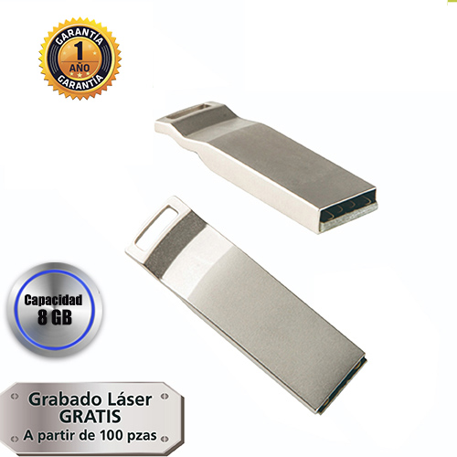 USB STORAGE METALICO