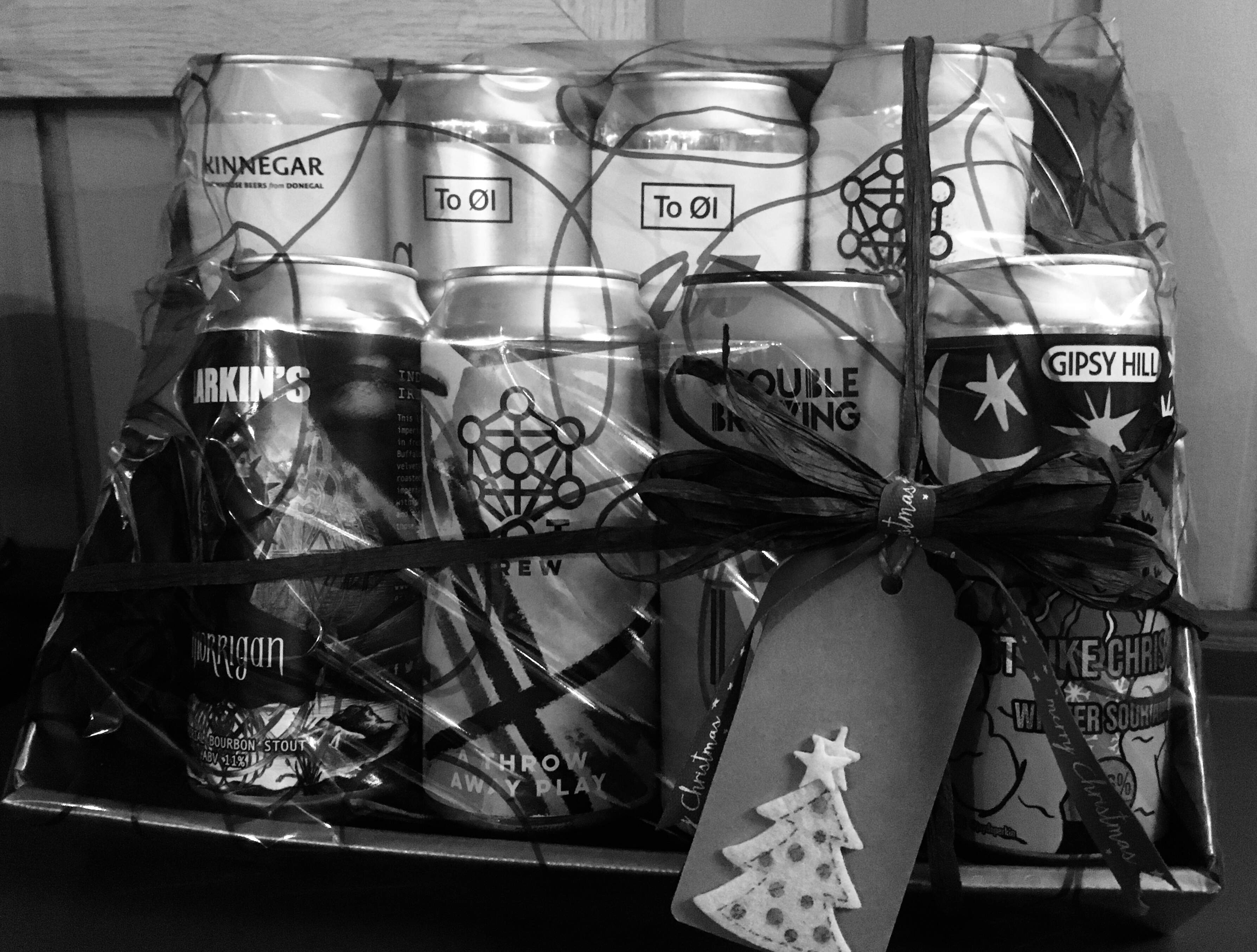 Click & collect Pre-order Craft beer Hamper from €20