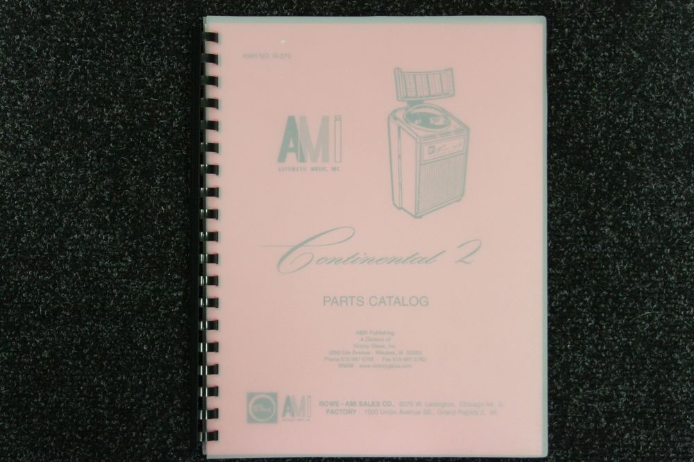 AMI - Parts Catalog - Continental 2