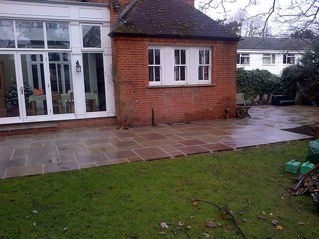Twickenham patio builders