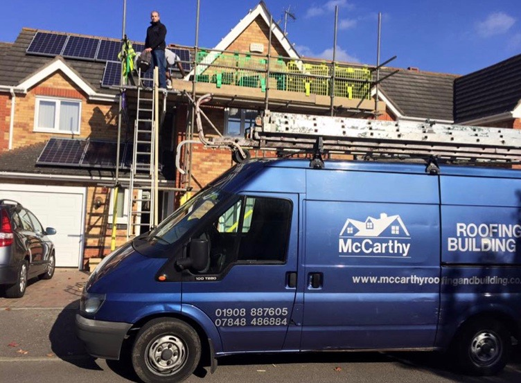 Best roofers in Milton Keynes