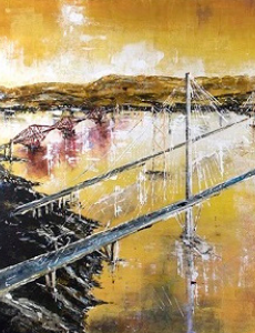 Bridge The Gap (Original) Mary Curryer