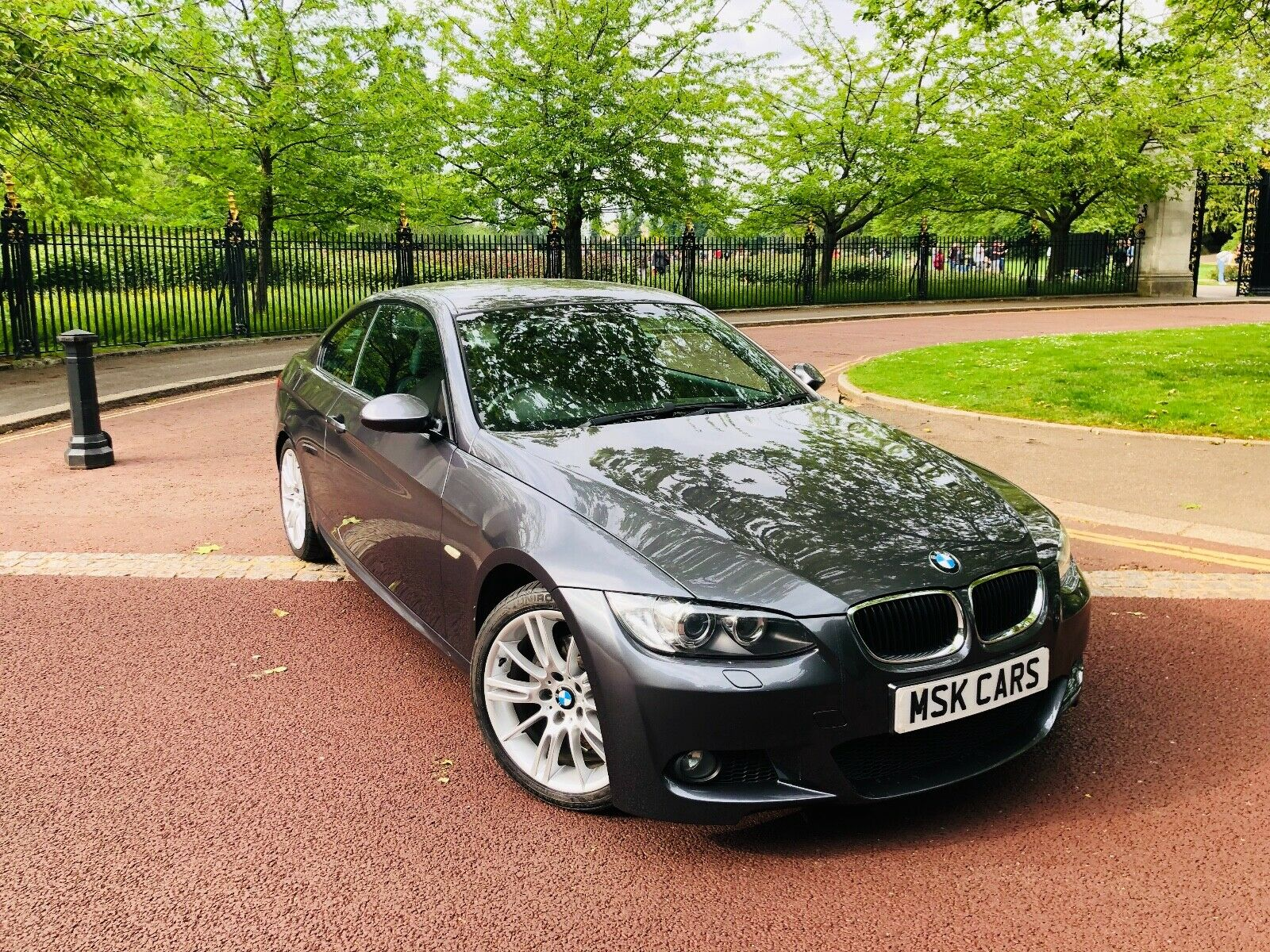 BMW 320i Coupe M Spor