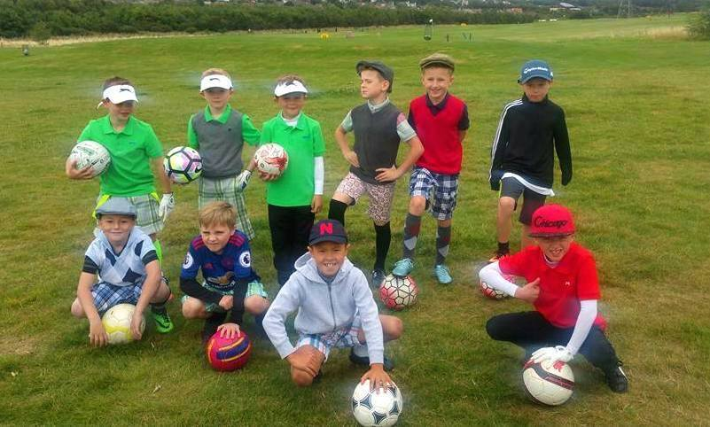 Cumbernauld Footgolf Club Juniors