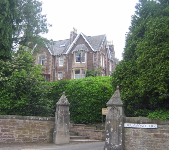 Richmond House Crieff Residential Care Home