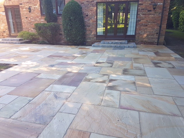 Patio builders Ascot, Berkshire