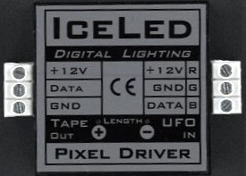 ICELED Pixeltape Driver