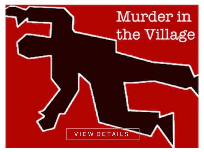 Murder in the Village Escape from the Room Sutton Surrey