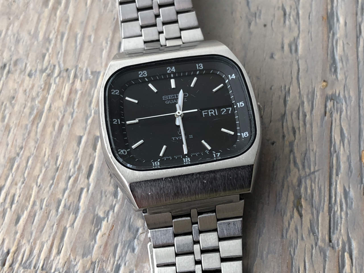 Seiko Quartz Type II 8223-500A (Sold)