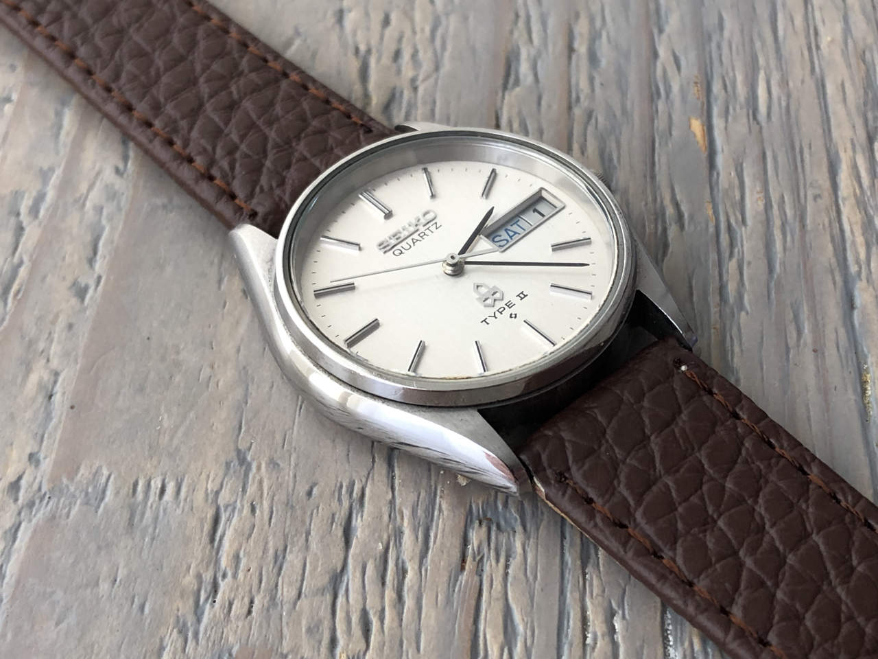 Seiko Quartz Type II 8223-6030 (For sale)