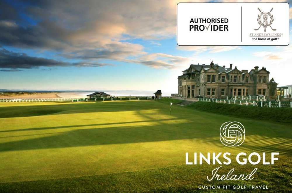 Old Course St. Andrews - Authorised Provider